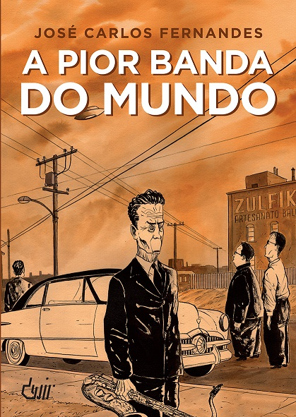 A Pior Banda do Mundo Vol 02 HC
