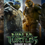 "Cinema: ""Tartarugas Ninja – Heróis Mutantes"" – Novo Trailer"