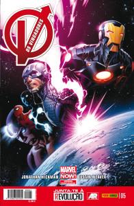 Os Vingadores 5