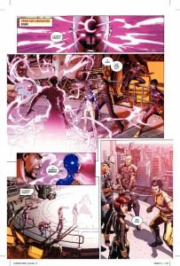 Os Vingadores 5 página 6