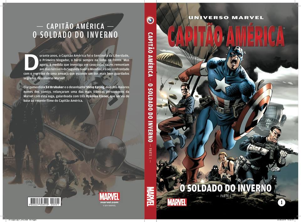 Capitão América- O soldado do inverno Vol.1