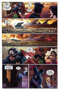 Capitão América - Perdido na Dimensão Z