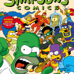 BD: Lançamento – Simpsons nº3