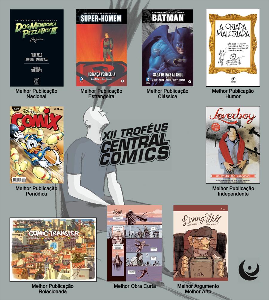 Central Comics Fest
