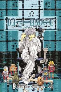 Death Note 09 Contacto