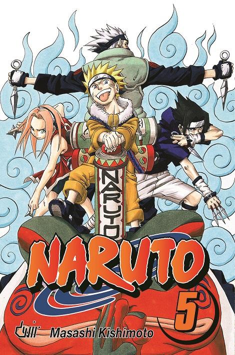 Naruto 05 Os Rivais