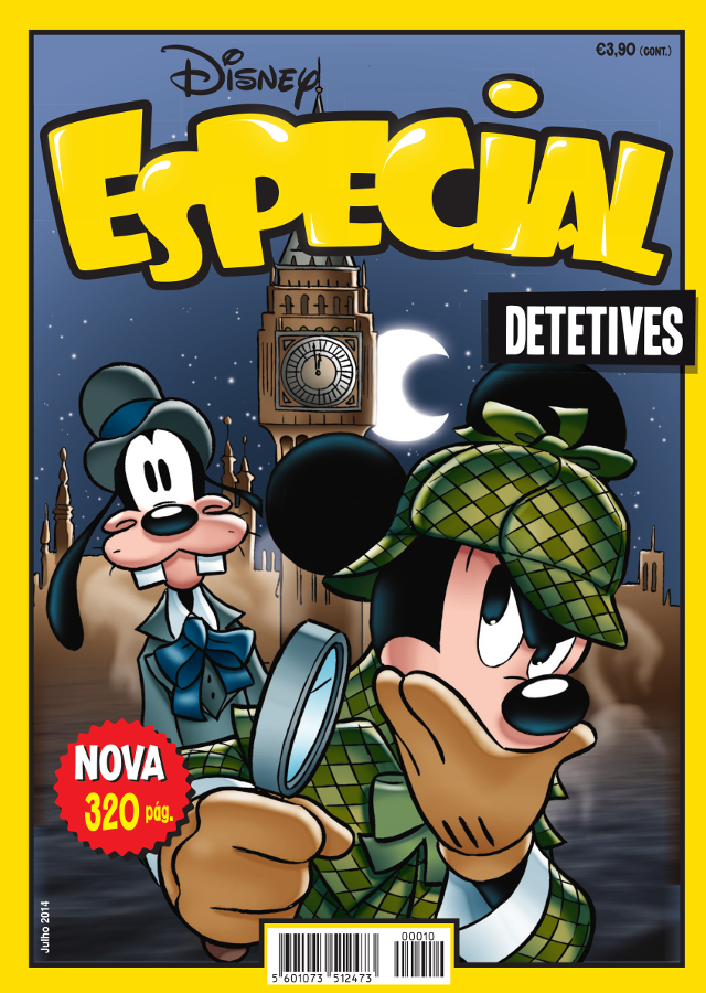 Especial Detetives