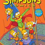 BD: lançamento – Simpsons #4