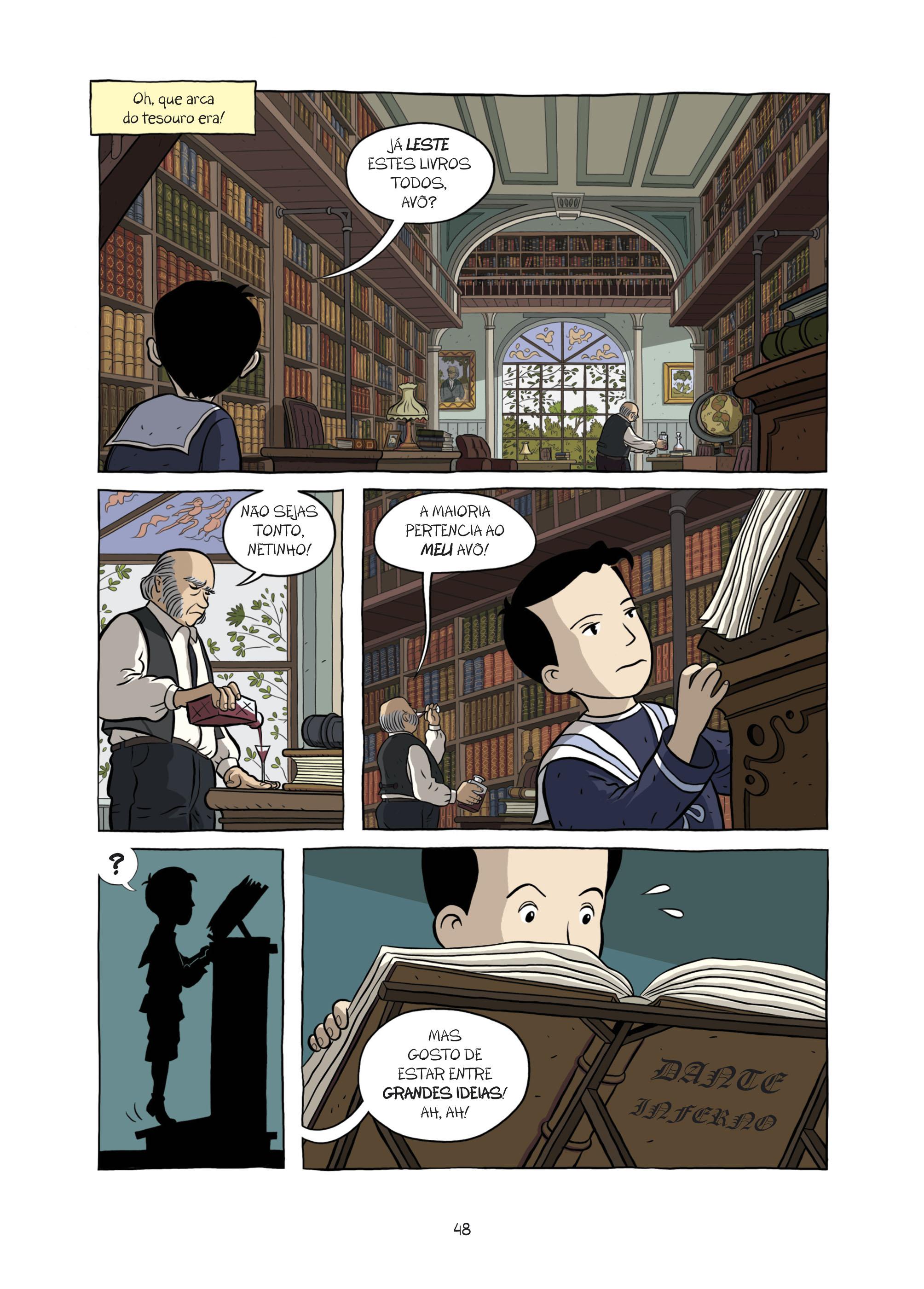 Logicomix página 48