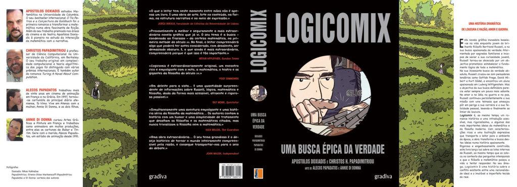 Logicomix capa