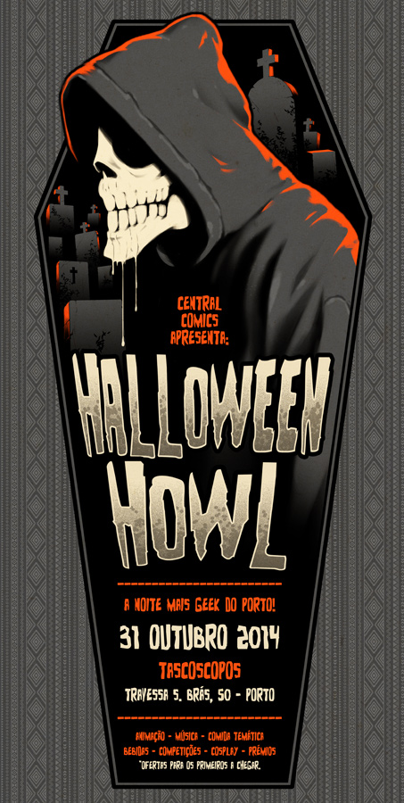 Festa Halloween 2014 - Central Comics