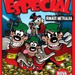 BD: Lançamento – DISNEY ESPECIAL IRMÃOS METRALHA já nas bancas!!!