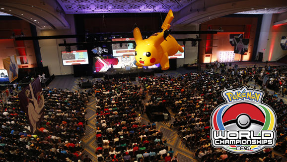 Pokémon World Championship 2014