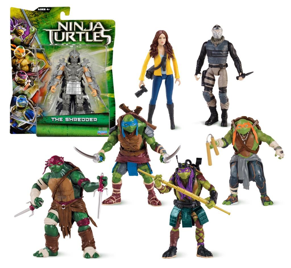 Tartarugas Ninja – Heróis Mutantes