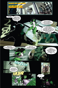 Contos de Fadas Marvel - Página 3