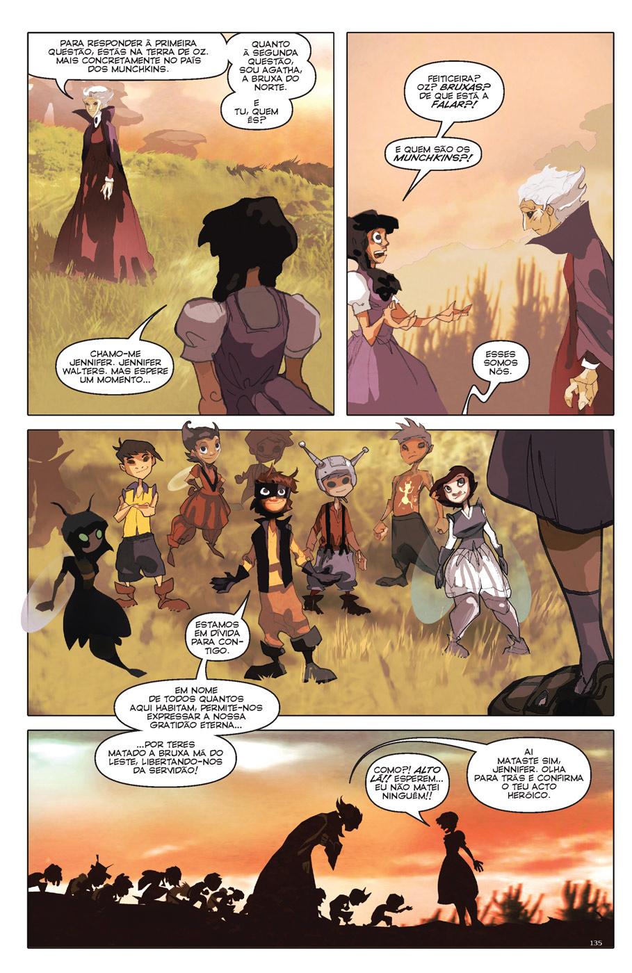 Contos de Fadas Marvel - Página 5