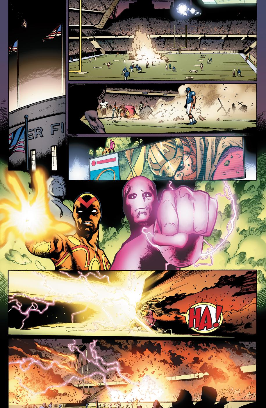 Vingadores Cerco Página 6