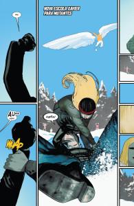 X-MEN 9 página 1