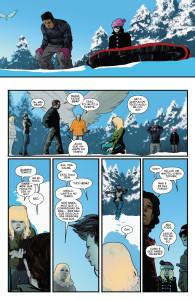 X-MEN 9 página 8