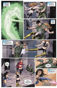 Universo Marvel 16 - X-Women página 5