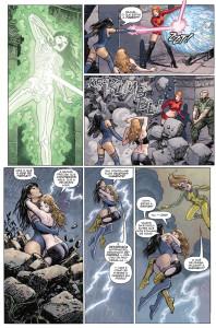 Universo Marvel 16 - X-Women página 6