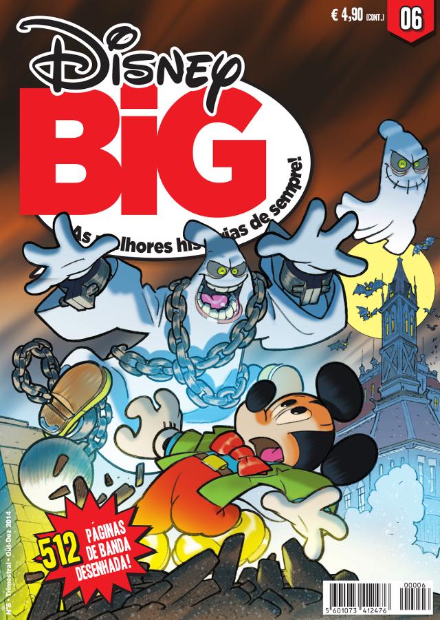 Disney BIG #6 -