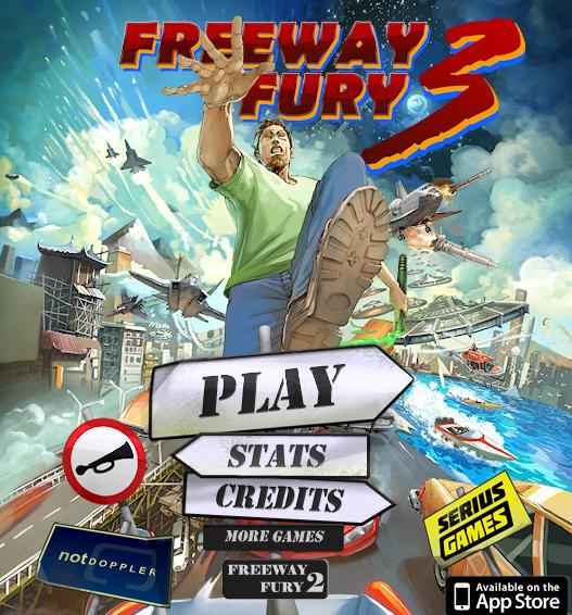 freeway fury3 ricardo cabral