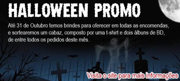 halloween promoção