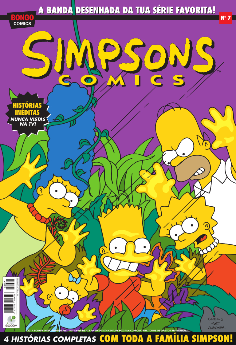 BD Simpsons #07