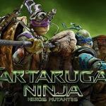 """""""Tartarugas Ninja: Heróis Mutantes"""" – Bilhetes para as sessões exclusivas já estão à venda"""