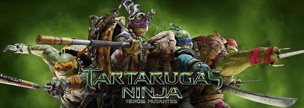 """Tartarugas Ninja: Heróis Mutantes"""" - Sessões Exclusivas para Fãs"""