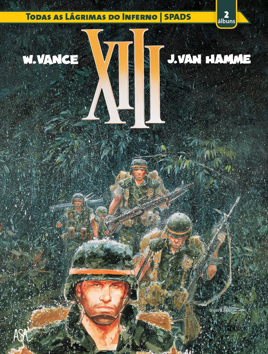 XIII VOLUME 2 - CAPA
