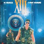 BD: Lançamento – XIII: Alerta Vermelho / O Dossier Jason Fly