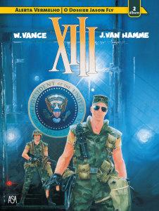 XIII VOLUME 3 - CAPA