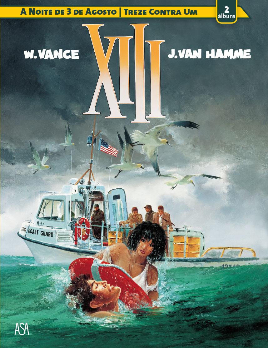 XIII VOLUME 4 - CAPA