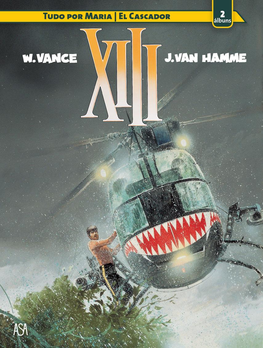 XIII VOLUME 5 - CAPA