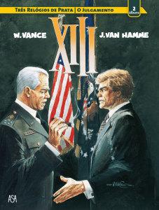 XIII VOLUME 6 - CAPA
