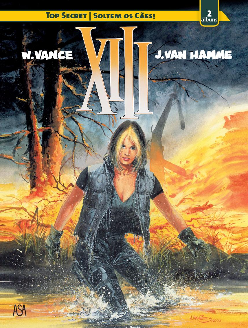 XIII VOLUME 7 - CAPA