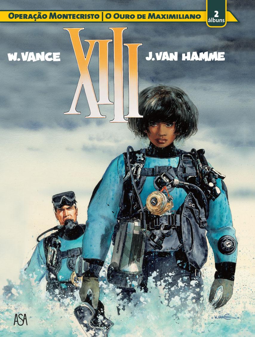 XIII VOLUME 8 - CAPA