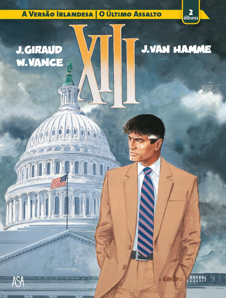 XIII VOLUME 9 - CAPA