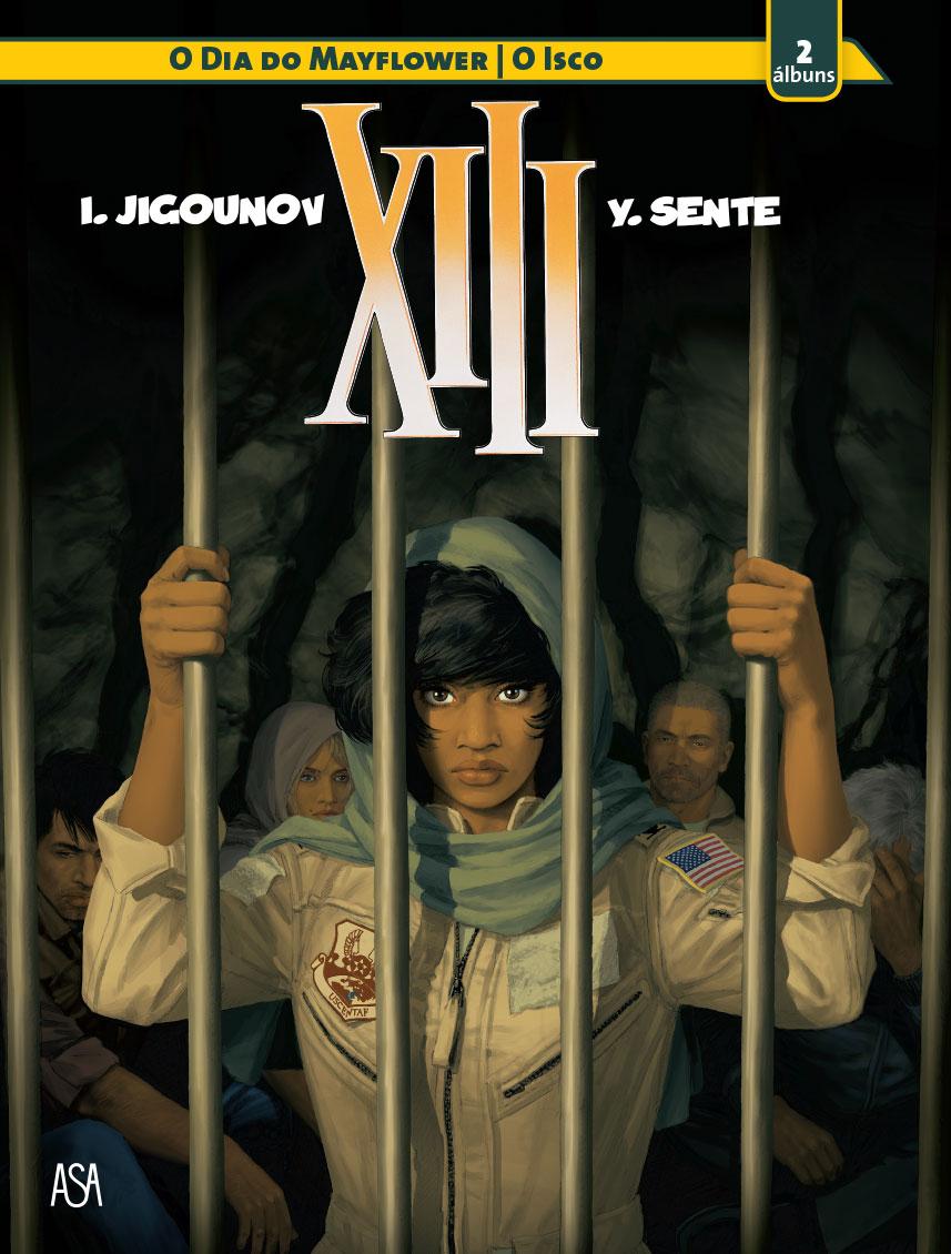 XIII VOLUME 10 - CAPA