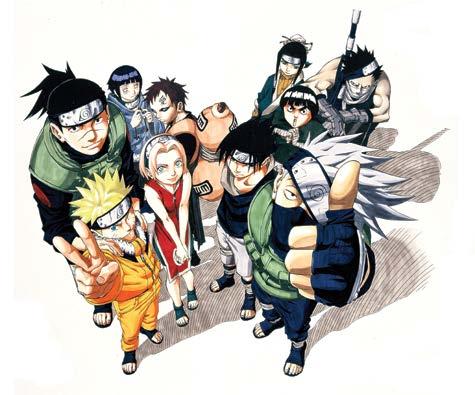 Naruto 07 O Caminho a Seguir