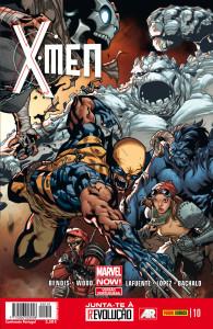 X-MEN #10 capa