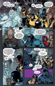X-MEN #10 página 5