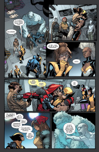 X-MEN #10 página 6
