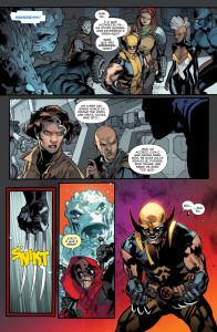 X-MEN #10 página 7