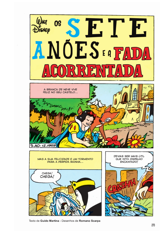 Minnie & Amigos #9