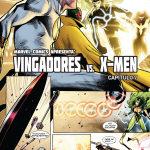 BD: Lançamento – Vingadores Vs. X-Men 2: E então restou um