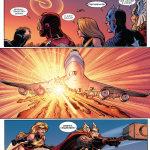 BD: Lançamento – Vingadores Vs. X-Men 1 O Dia da Fénix