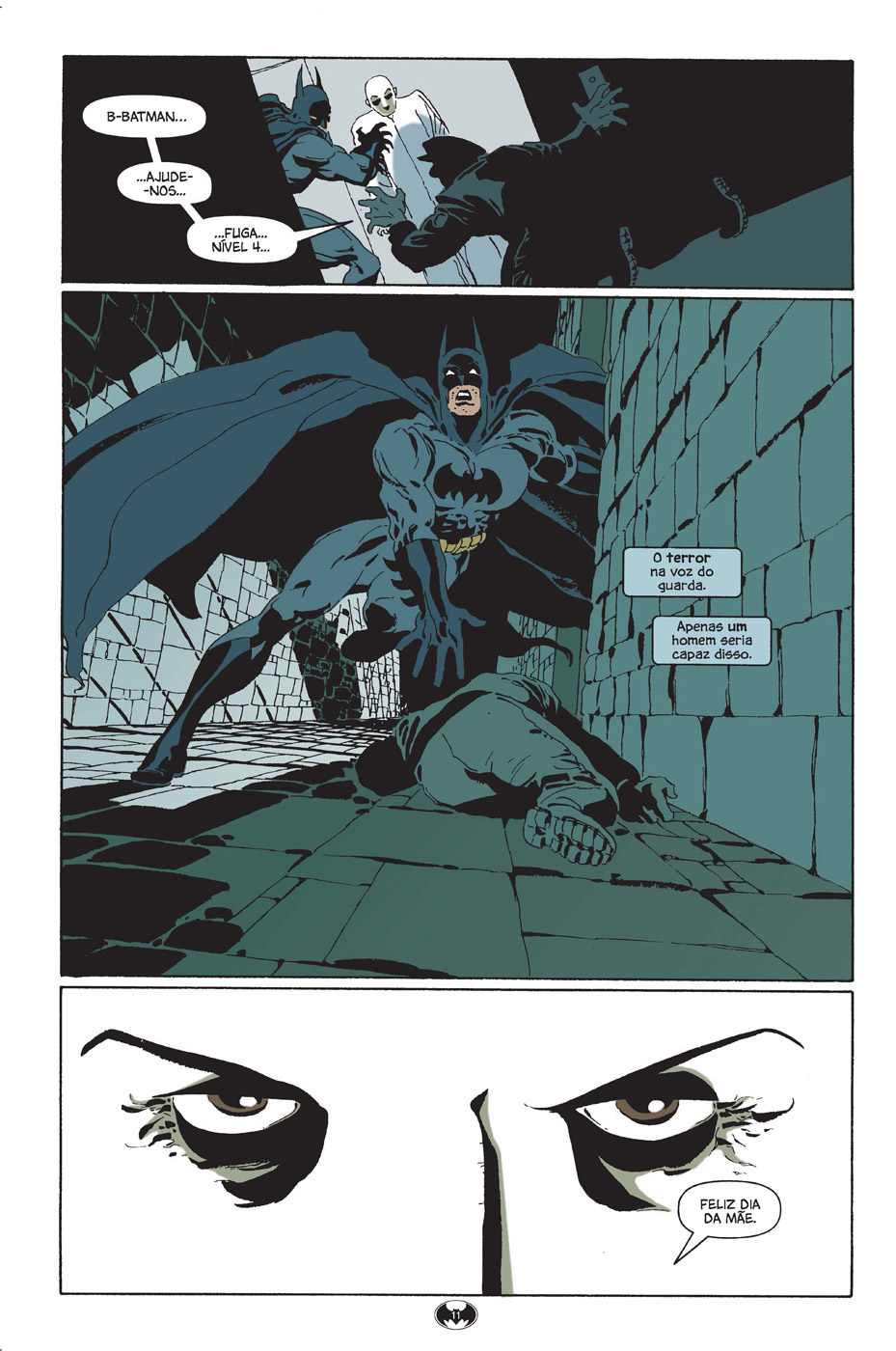 Batman Longo Halloween 2 página 6